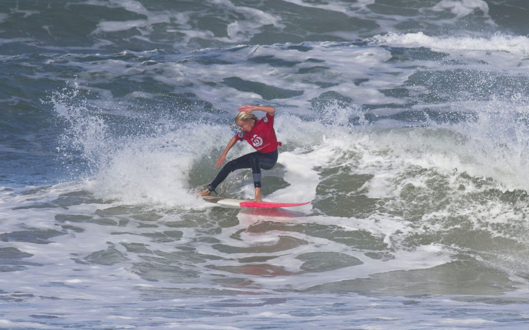 Woolworths Junior Surfing Titles to kick off new year at Gunnamatta