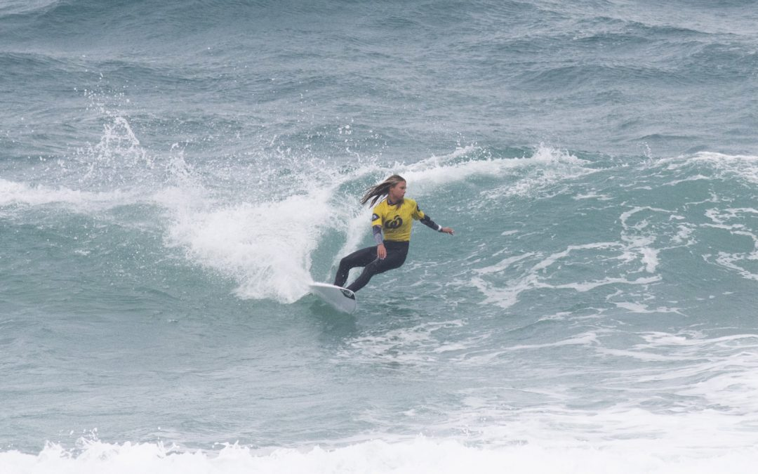 Mahoney and Huppatz crowned champions at Gunnamatta Beach for finals day of the Woolworths Victorian Junior Titles