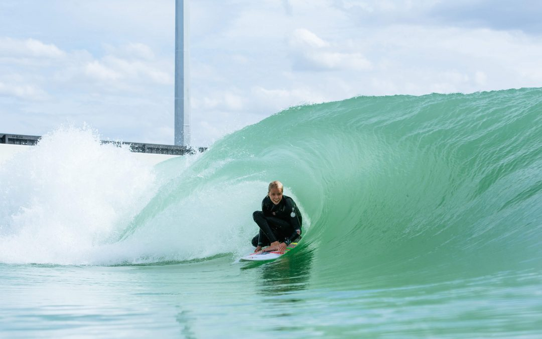 Victoria to host Rip Curl GromSearch National Final at Australia's first surf park, URBNSURF Melbourne