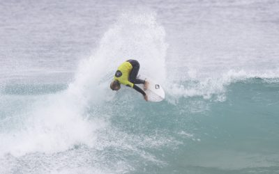 DeRoth and Fostin claim Open wins in epic conditions at Cape Woolamai