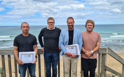 13th Beach surfers honoured for bravery