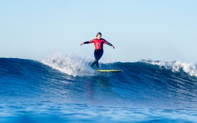 17 Longboard State Titles awarded in perfect conditions at Point Impossible