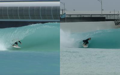 Surf Better Now Blog: URBNSURF Tube Riding Hack – Line