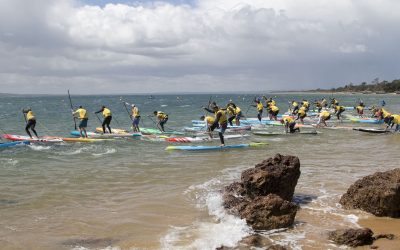 Victorian SUP Racing Titles to be held in conjunction with SUP Vic SUP Festival on Phillip Island