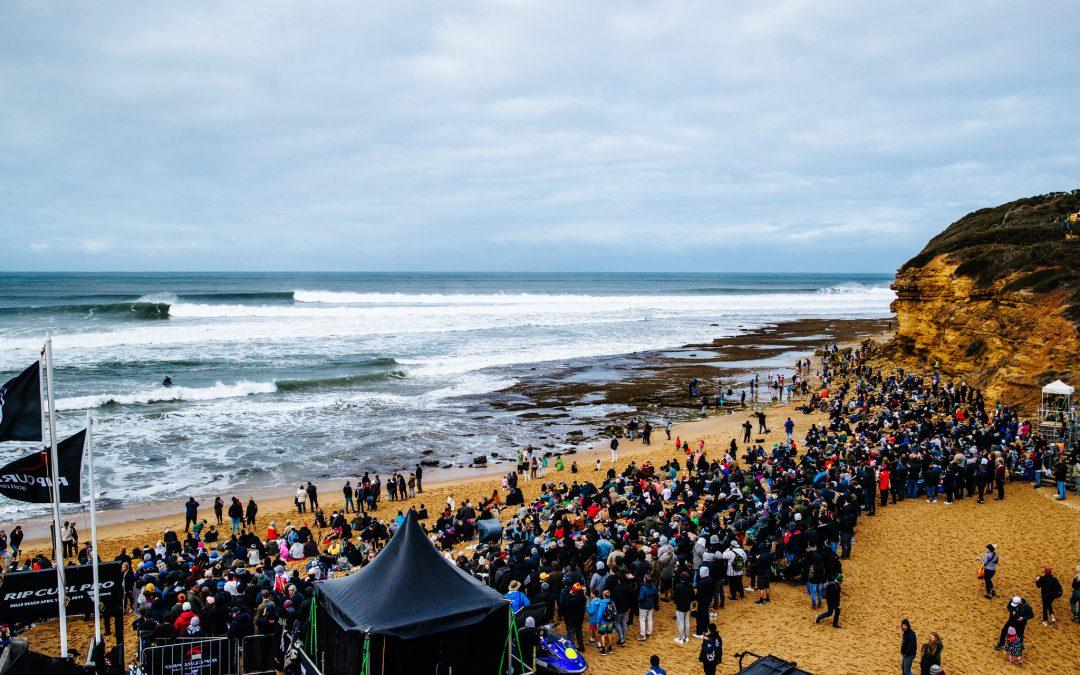 Rip Curl Pro Bells Beach Set to Return on Easter Weekend 2022