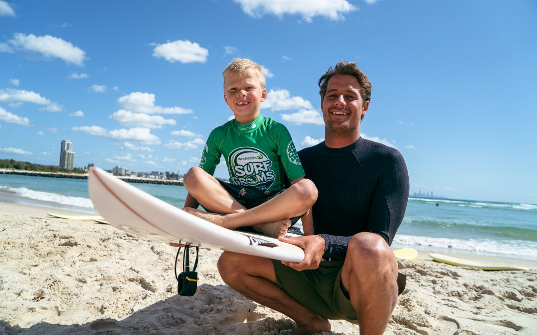 Woolworths SurfGroms dives into a fresh new season