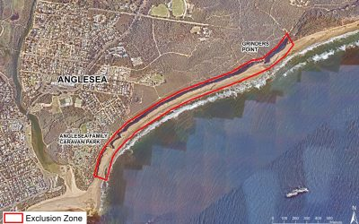 Demons Bluff Beach Closure Made Permanent For Public's Safety