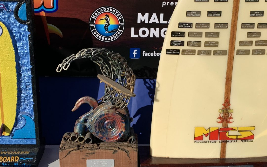 Champions Crowned at the South Australian Longboard and Shortboard Masters State Titles