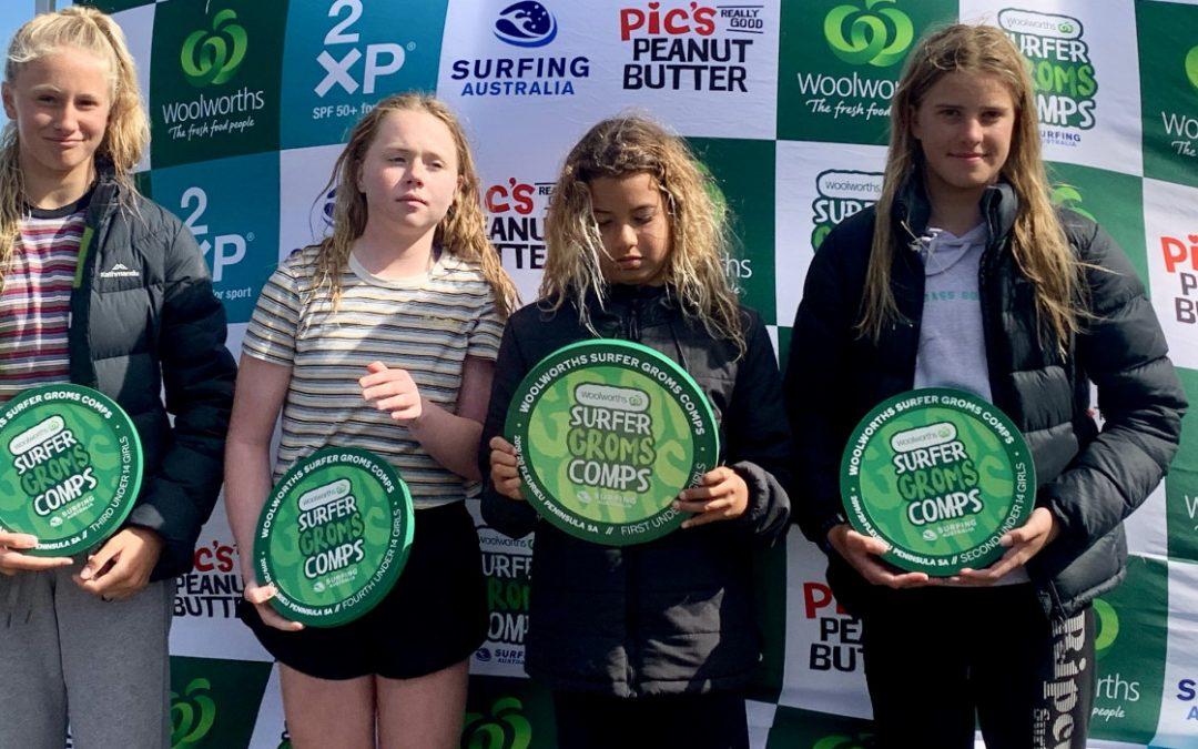 2020 Woolworths Surfer Groms Comps Series Set For A Start In September