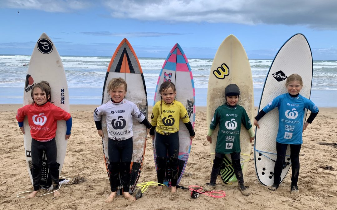 Woolworths Surfer Groms Comp SA 2020