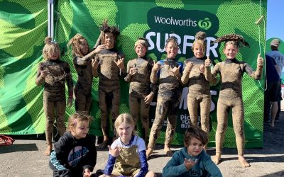 SA Champions Crowned at the Woolworth Surfer Grom Comp