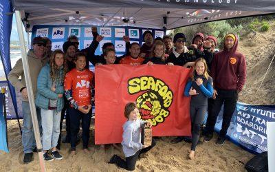 Seaford Boardriders take out 2021 Australian Boardriders Battle SA leg