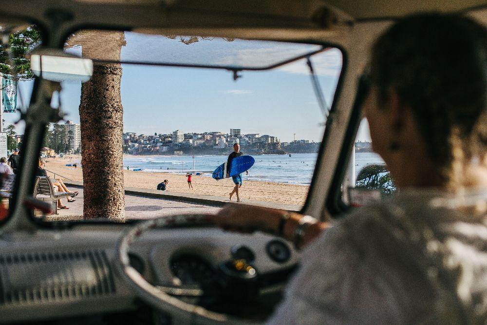 2020 KOMBI RALLY TO BOLSTER VOLKSWAGEN TRADIES SURFMASTERS AT CRONULLA.