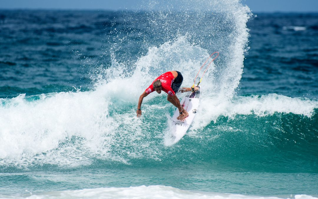 COFFS HARBOUR GETS READY FOR THREE GIANT DAYS OF SURFING.