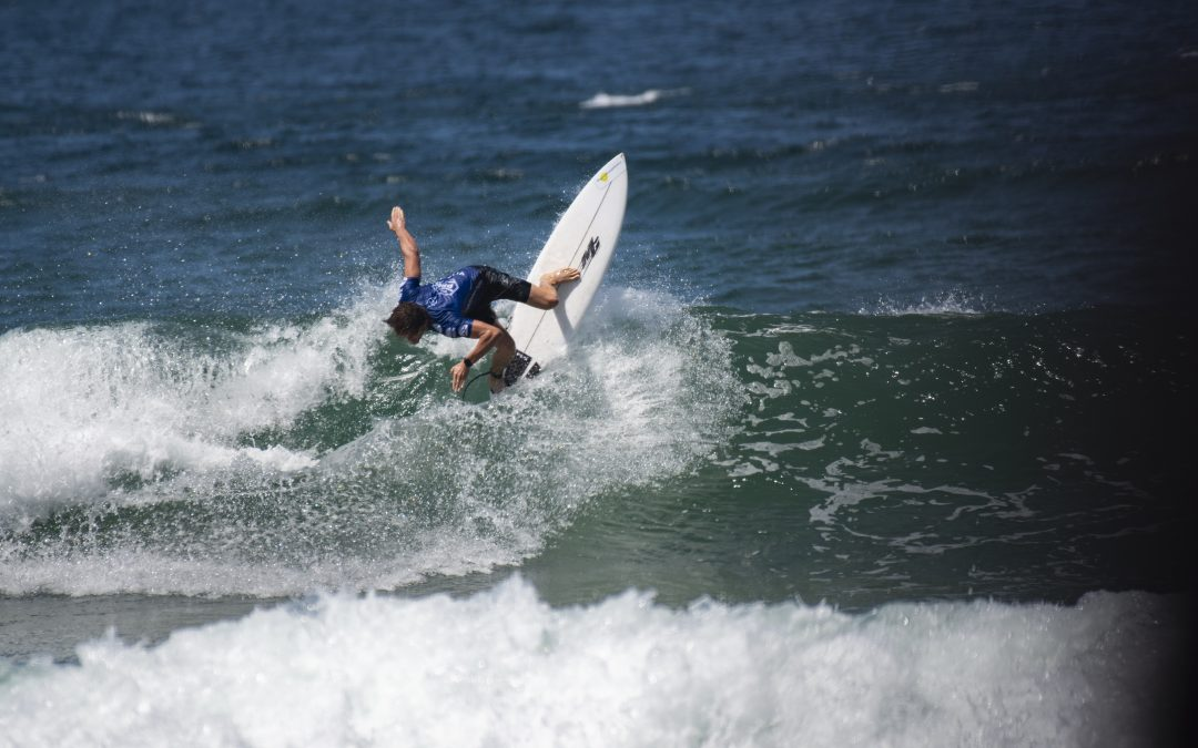 AN INCREASE IN SWELL ALLOWS FOR MASSIVE SCORES AT THE 2020 VISSLA CENTRAL COAST PRO.