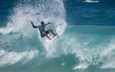 STAGE SET FOR FINALS DAY AT GREAT LAKES PRO PRES. BY SURFERS RESCUE 24/7