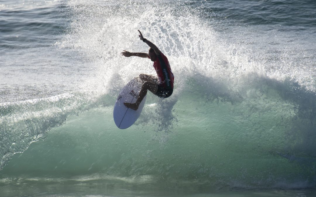 WSL QUALIFYING SERIES LIGHTS UP SYDNEY ON DAY ONE OF MAD MEX MAROUBRA PRO.