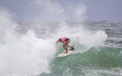 AUSTRALIA'S BEST FEMALE SURFERS MAKE THEIR MARK ON THE SISSTREVOLUTION CENTRAL COAST PRO.