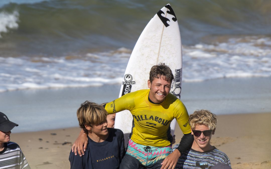 NINE NEW CHAMPIONS CROWNED AT THE 2021 BILLABONG OZ GROM CUP