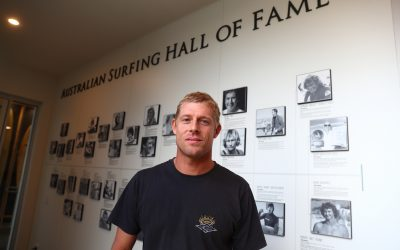MICK FANNING TO BECOME LATEST HALL OF FAME INDUCTEE AND FINALISTS ANNOUNCED