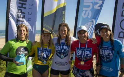 OPEN CHAMPIONS MAKE THEIR MARK ON THE FINALS OF THE NSW SUP TITLES.