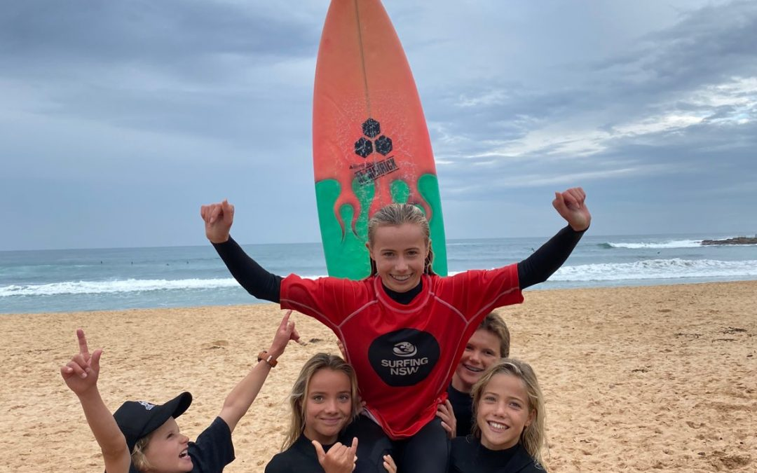 OCEAN AND EARTH NSW JUNIOR TITLES – NORTHERN BEACHES RESULTS