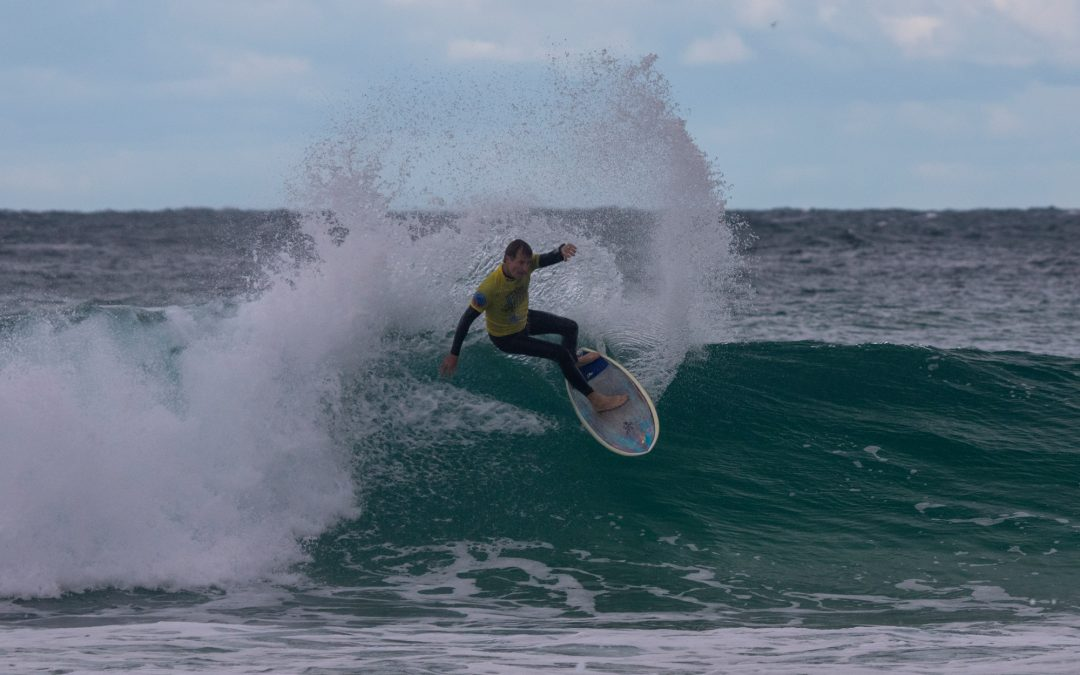 VOLKSWAGEN NSW SURFMASTERS TITLES OPEN WITH FOUR NEW NSW CHAMPIONS BEING CROWNED.