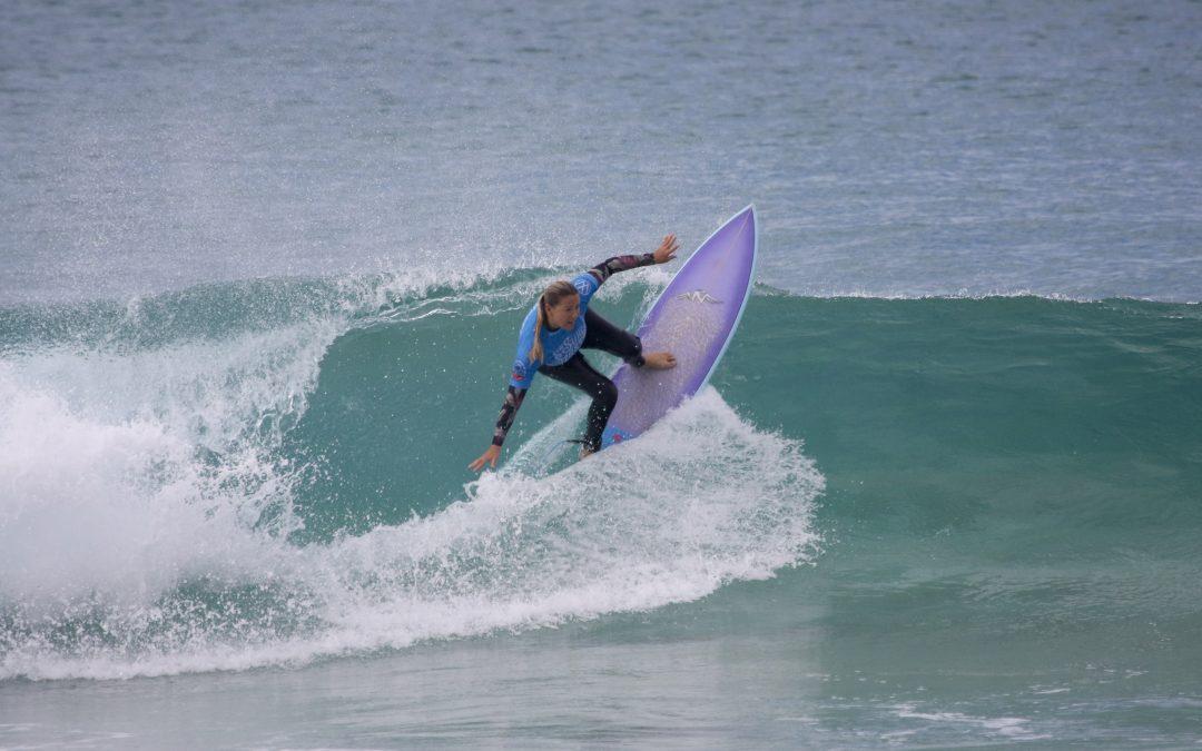 VOLKSWAGEN NSW SURFMASTERS HEAT UP AHEAD OF FINALS DAY