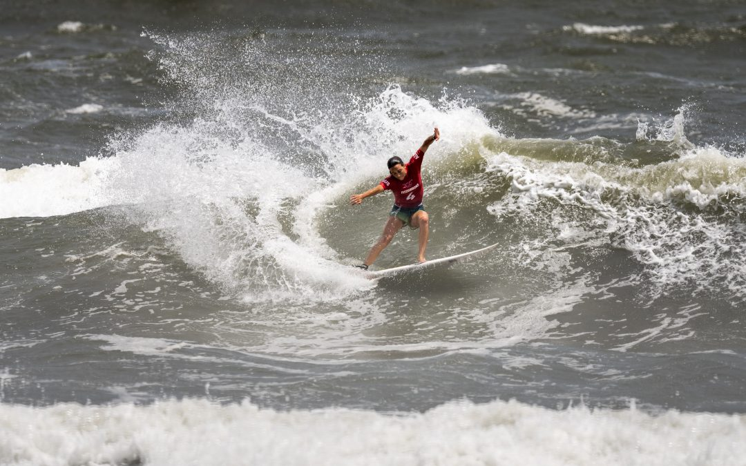 IT'S ON! OLYMPIC SURFING CHAMPIONS TO BE CROWNED