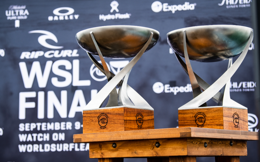 HOLDING PERIOD FOR FIRST-EVER RIP CURL WSL FINALS OPENS TODAY, WSL FINAL 5 WAITING FOR BEST SWELL TO ARRIVE